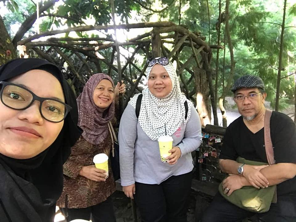 Pakej Bandung 2019