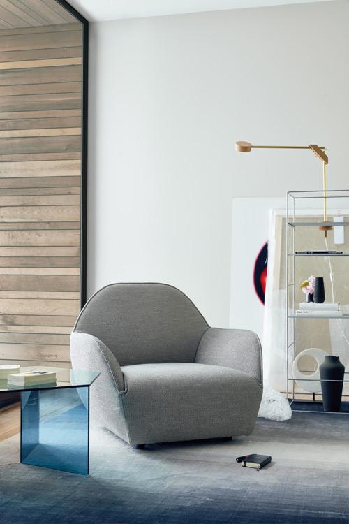 wonenonline lekkere loungefauteuil van h lsta sofa. Black Bedroom Furniture Sets. Home Design Ideas