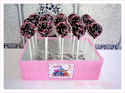 cakepops pocoyo