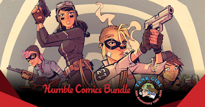 Humble Comics Bundle: Tank Girl 30th Anniversary