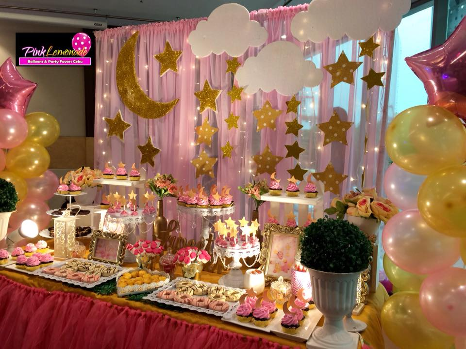 Pink Lemonade Balloons And Party Favors Cebu Twinkle