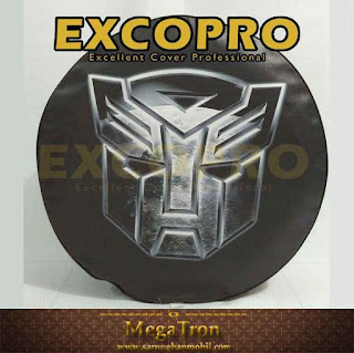 Cover Ban Custom NEW Transformers Autobot
