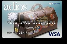 mil kazandıran kredi kartları - adios - yapı kredi  - seyahat - mil