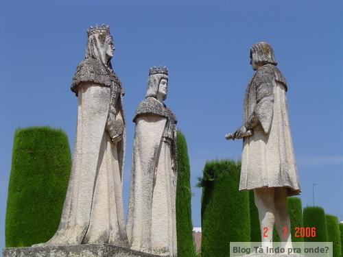 Viajando pela Espanha da Rainha Isabel de Castela - Córdoba