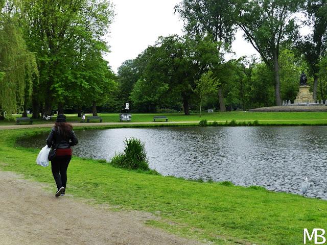 Passeggiando nel Vondelpark