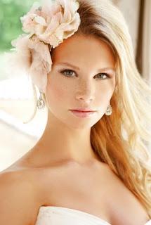 Maquillaje para novia romántica