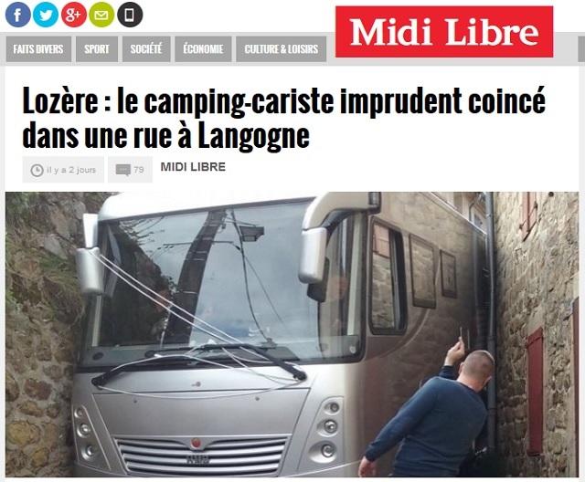 Portada de Midi Libre
