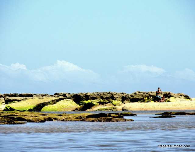 Barra do Itariri, Litoral Norte da Bahia