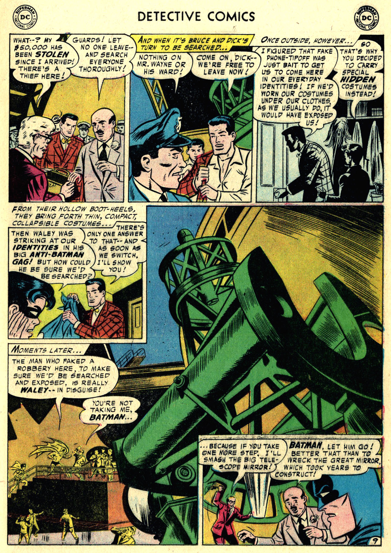 Read online Detective Comics (1937) comic -  Issue #236 - 11