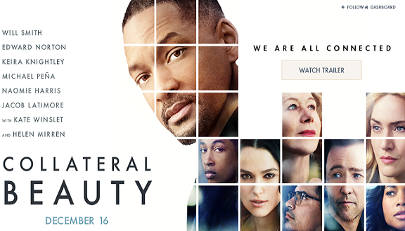 Free Movie Downloads Collateral Beauty 2016 Bluray