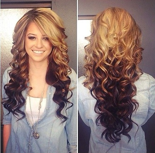 Fine New Trendy Ombre Hairstyles For Women Jere Haircuts Short Hairstyles Gunalazisus