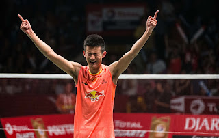 Chen Long - World Badminton Men's Singles Champion