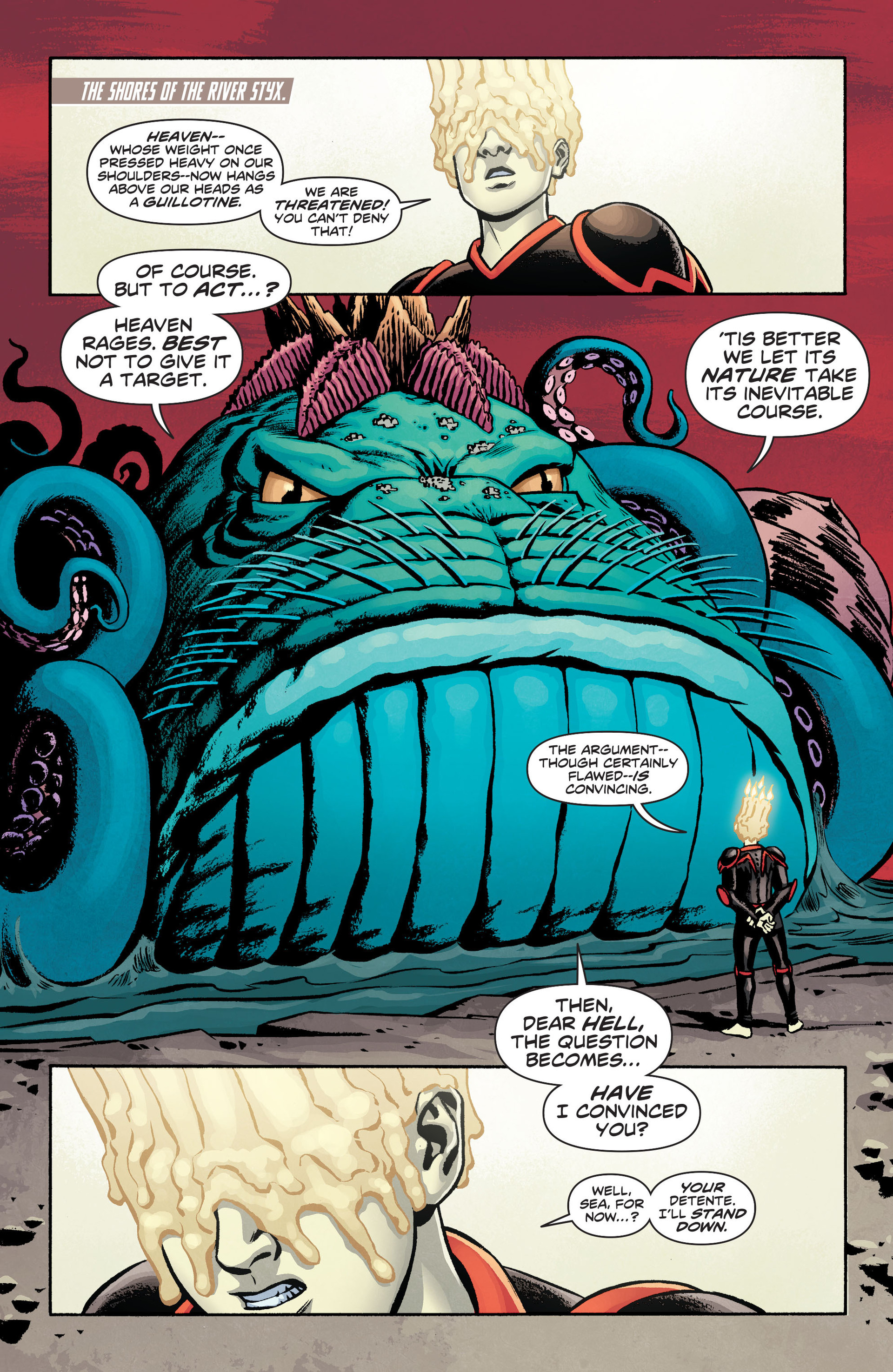 Read online Wonder Woman (2011) comic -  Issue #30 - 2