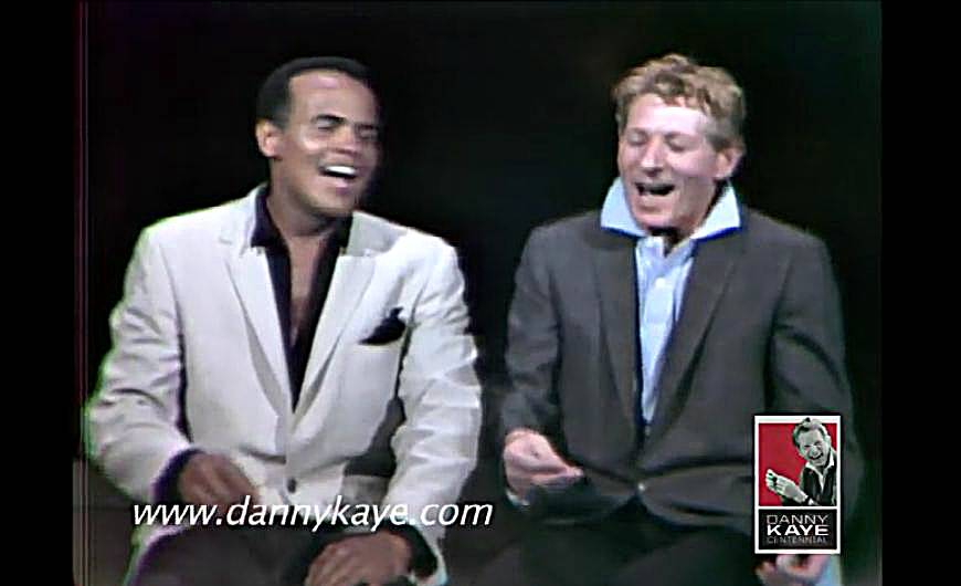 Jewish Humor Central Musical Nostalgia Danny Kaye And Harry