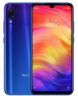 7 Xiaomi Redmi Note