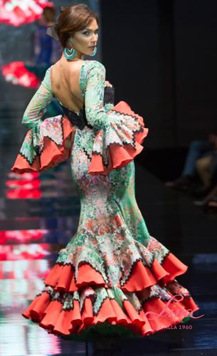 colección vestidos flamenca Lina