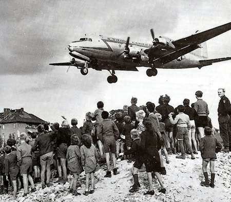 Berlin Blockade/Airlift