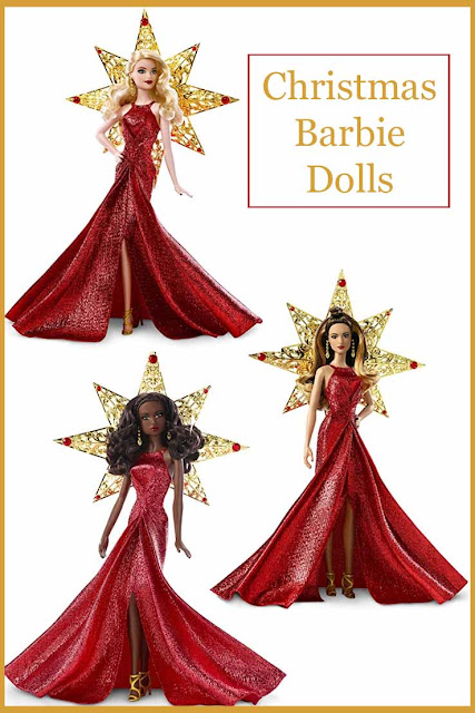 Christmas Barbie Dolls - a great holiday tradition