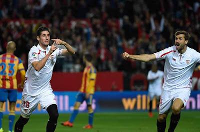 Crónica Sevilla FC 1 Vs Valencia CF 0