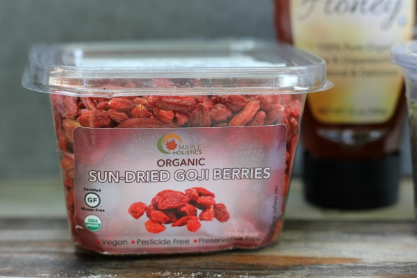 Maple Holistics Sun-dried Goji Berries