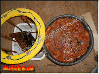 electrolysis rust removal method
