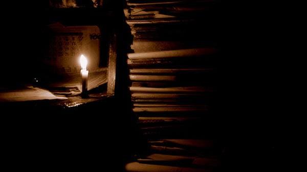 setitik cahaya dalam kegelapan