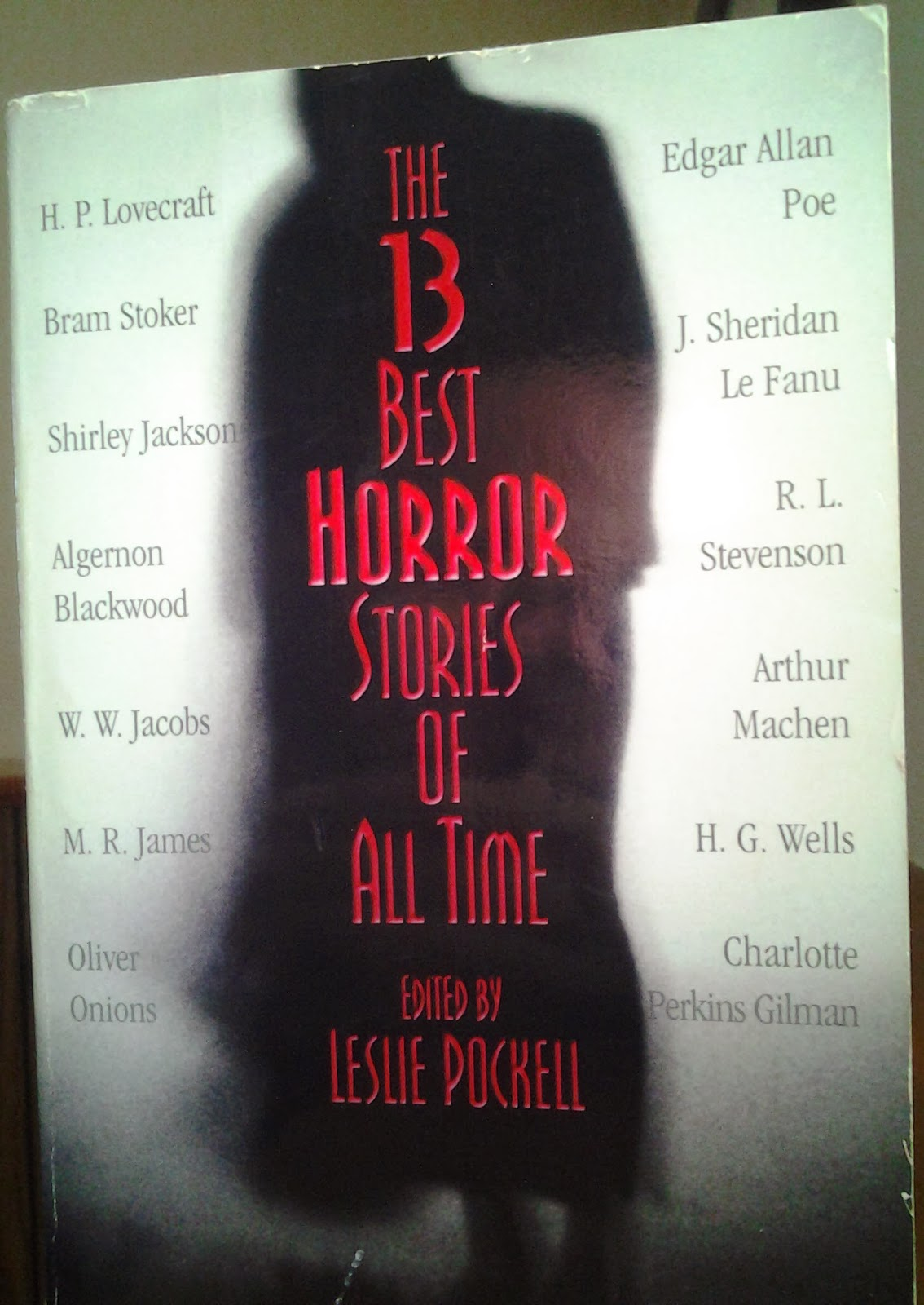 13 Best Horror Stories of All Time - Leslie Puckell