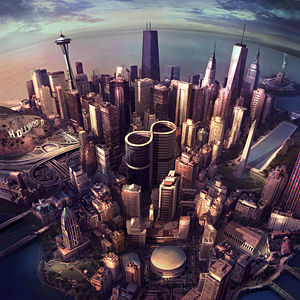 Foo Fighters - Concrete and Gold (Full Album) - YouTube