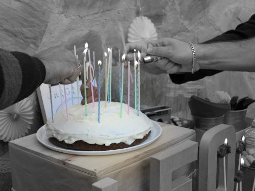 Una dosis de colaboración para encender las velas