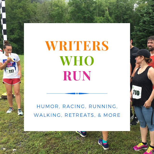 Writers Who Run includes the You Know You're a Writer Series and the You Know You're a Runner Series as well as other fun running info.