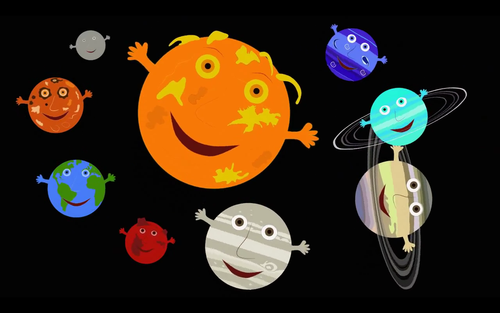 the solar system song video download - photo #37