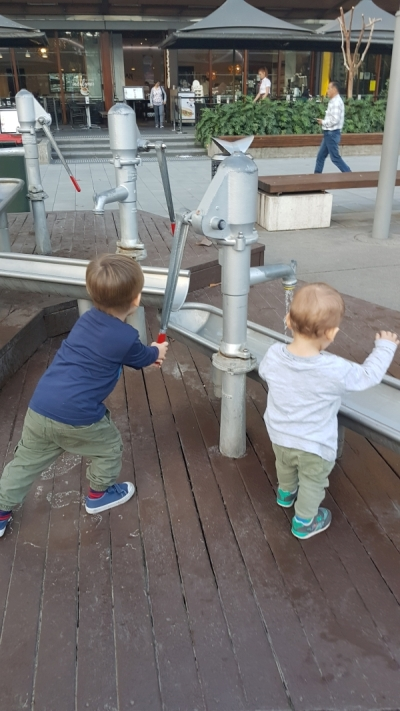 sydney with toddlers darling harbour playground | awayfromblue