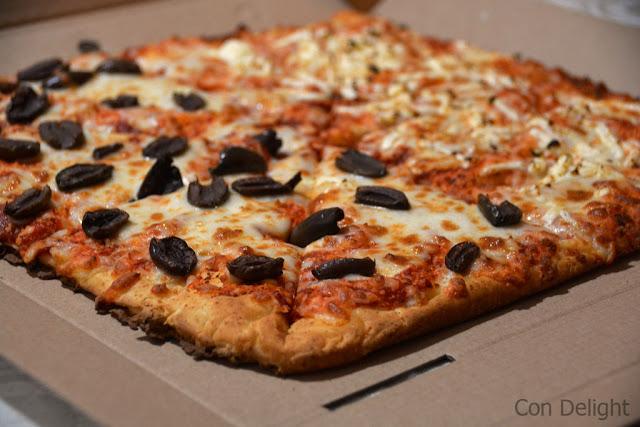 פיצה דומינו'ס ללא גלוטן Gluten free domino's pizza