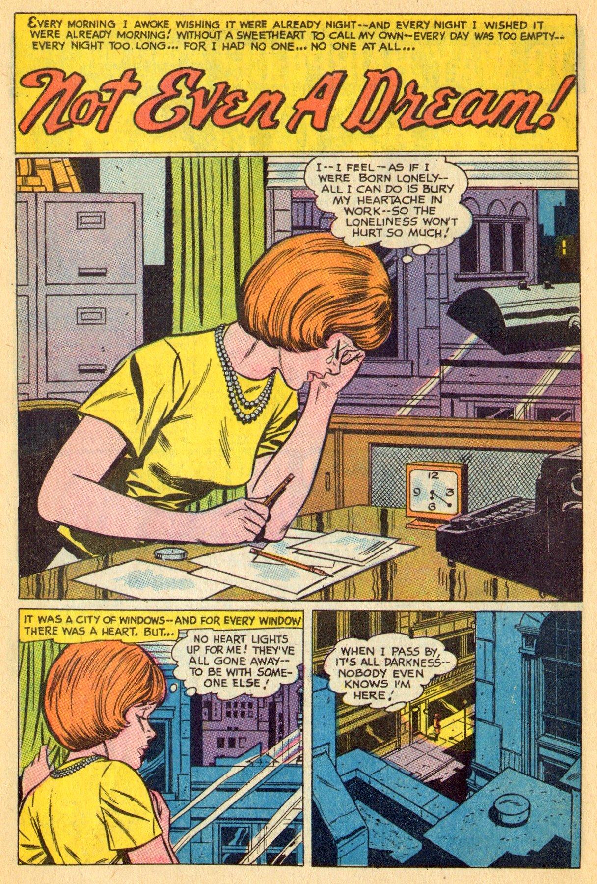 Read online Secret Hearts comic -  Issue #134 - 14