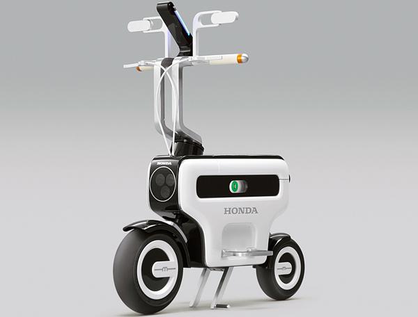 Honda ultra compact electric bike