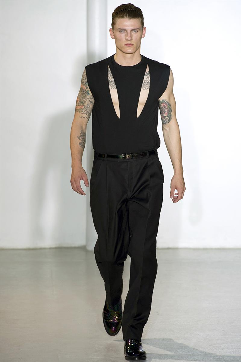 Unbreakable Diamond Mugler Ss 2013 Paris Fashion Week