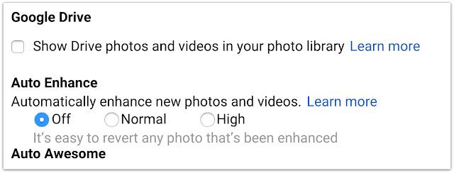 Auto Enhance Google+ Techdio