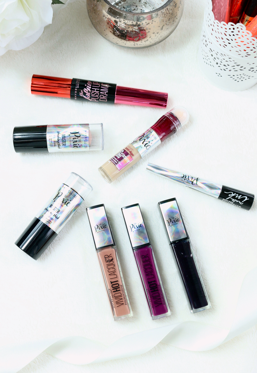 Maybelline's Limited Edition Pixie Collection