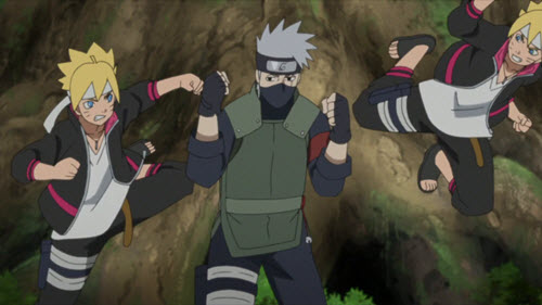Boruto: Naruto Next Generations Episode 36 Subtitle Indonesia