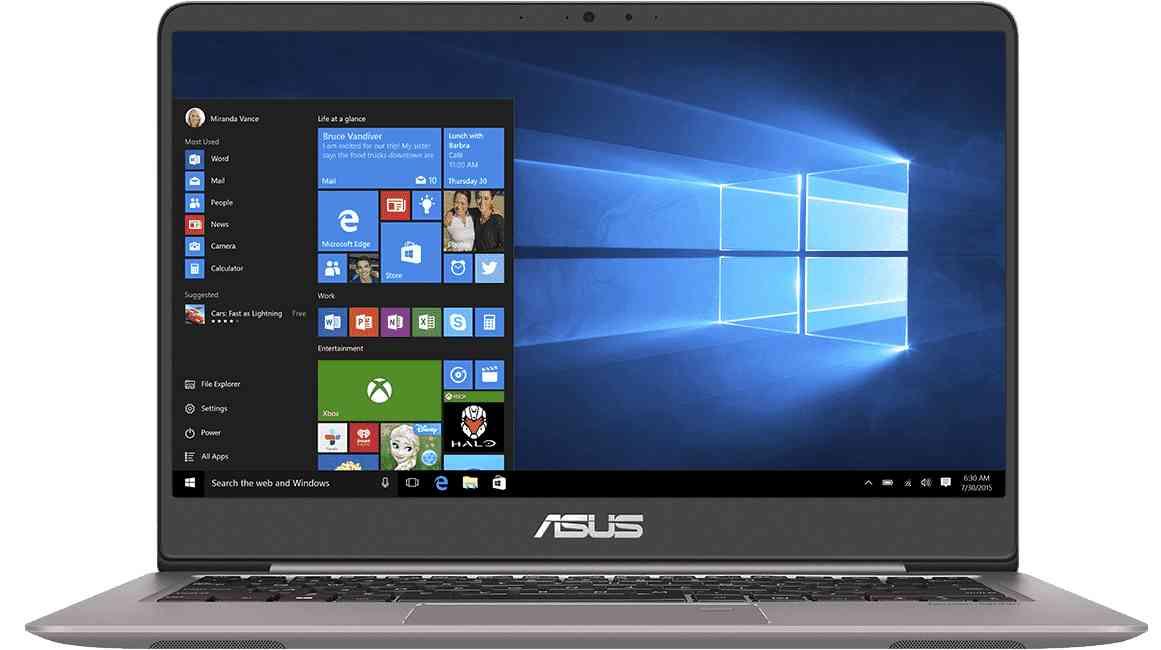 Asus Zenbook UX410UQ-GV090T