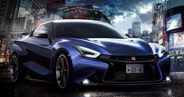 2018 Voiture Neuf ''2018 Nissan GT-R'', Photos, Prix, Date De Sortie, Revue, Nouvelles