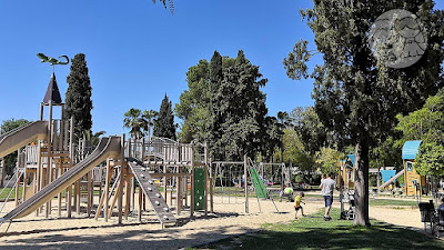 El Parque de Consolación de Utrera, en la I Jornada #UtreraEnFamilia.