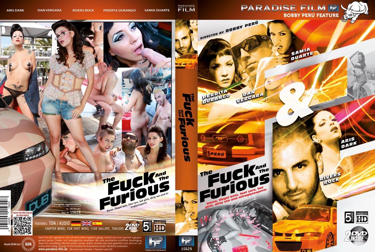 Тройной форсаж порно фильм