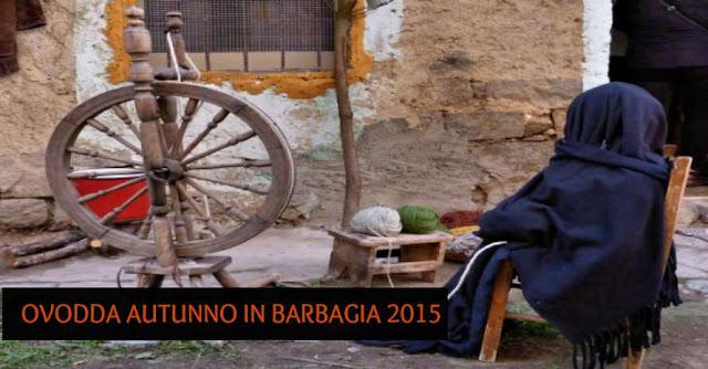 FOTO AUTUNNO IN BARBAGIA 2015 A OVODDA