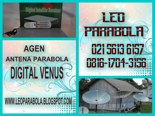 CVLEO PARABOLA PARABOLA DIGITAL HDMI LEO PARABOLA