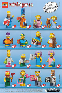 Lego series Simpsons 2