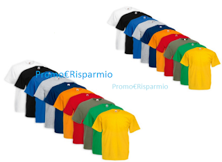 Logo Pack da 10 T-shirt a soli euro 19,90