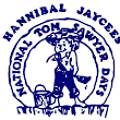 National Tom Sawyer Days in Hannibal, July 3-5, 2014