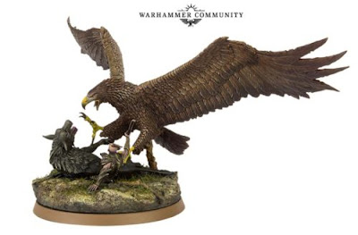 Forge World: New The Hobbit - Troll Brute and Gwaihir Windlord Models Previewed