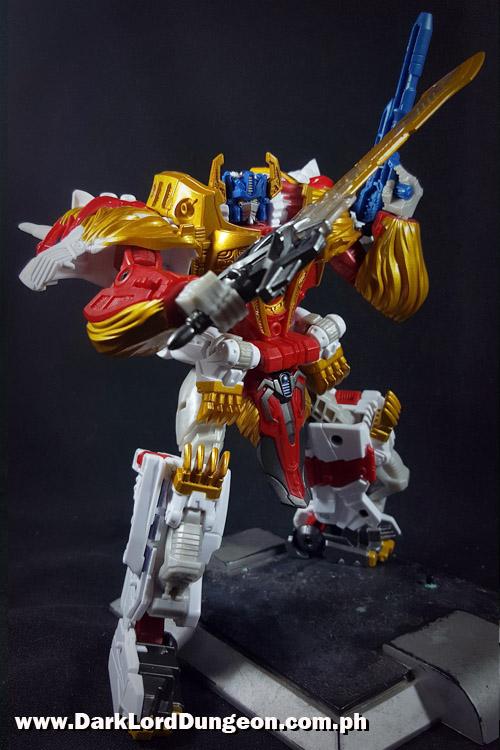 Transformers Takara Leo Prime
